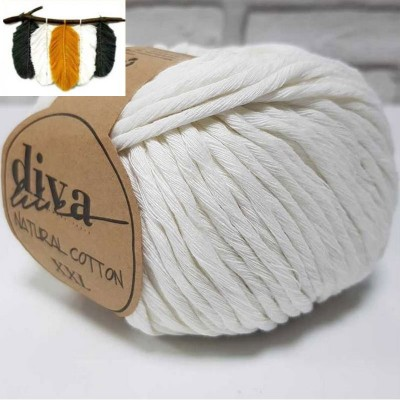 Natural Cotton - 288 Cream
