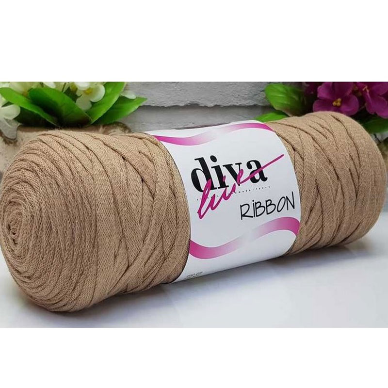 DIVA RIBBON - 222 MILKY COFFEE