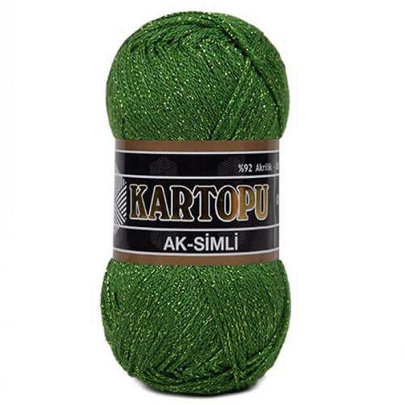 KARTOPU AK-SIMLI - K392