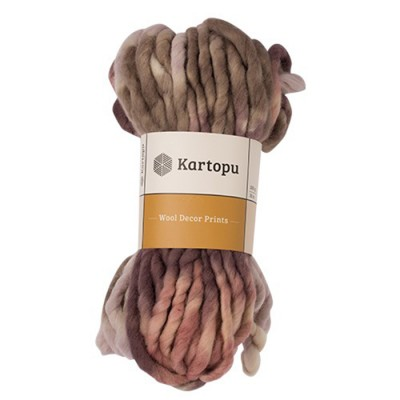 KARTOPU WOOL DECOR PRINTS - D3162