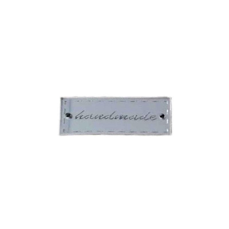 ΤΑΜΠΕΛΑΚΙ ΚΑΘΡΕΦΤΗΣ HANDMADE - 04 ΑΣΗΜΙ (25mm)
