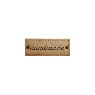 ΤΑΜΠΕΛΑΚΙ ΞΥΛΙΝΟ HANDMADE - 06 (25mm)